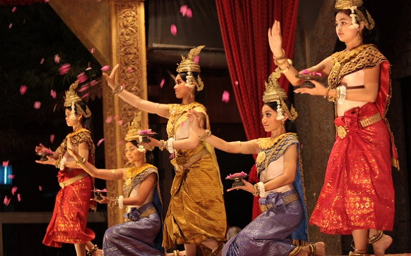 Apsara – the fairy dance of Cambodia