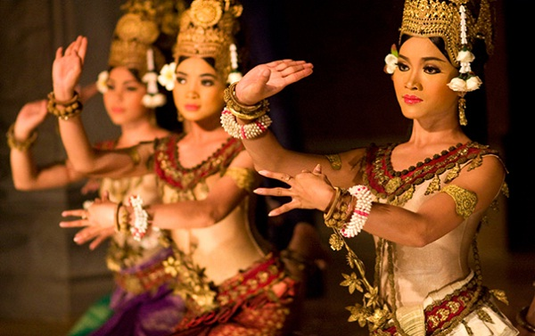 Apsara - incredibly beautiful fairies