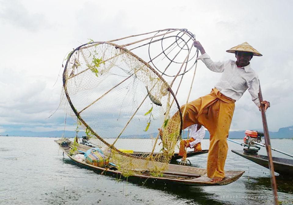 The-InLe-Lake – Burma