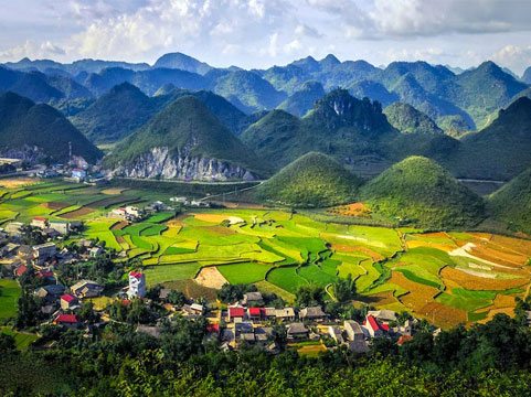 Explore unfold Hagiang 5 Days