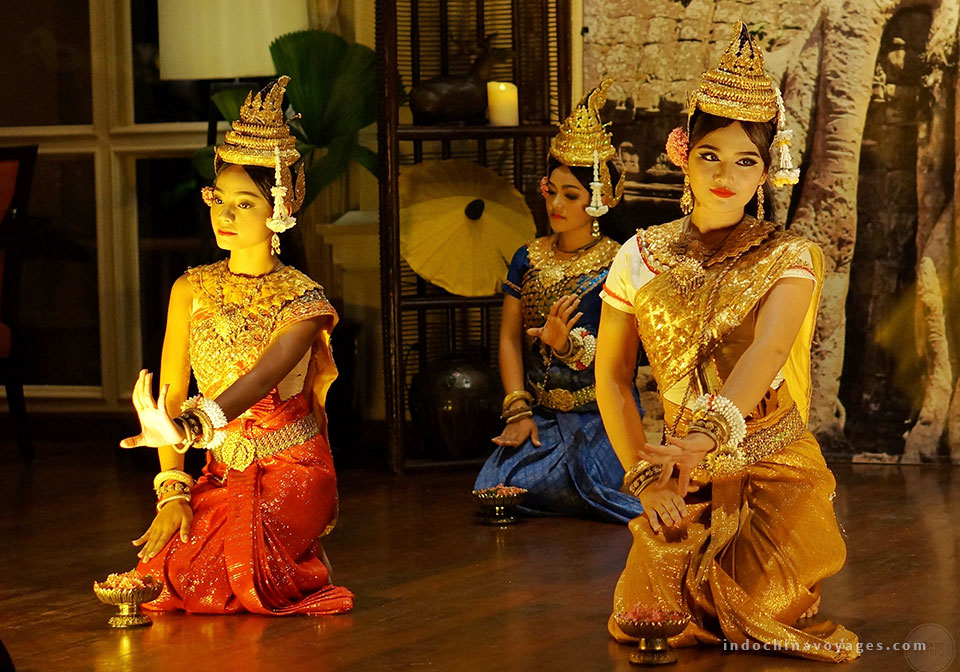 Apsara – the art of Cambodian royal dance