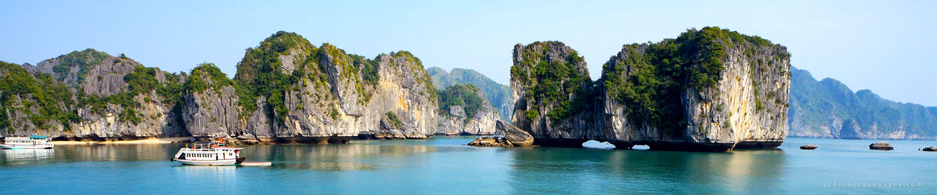 Halong Bay's incredible sunsets – a must for travellers