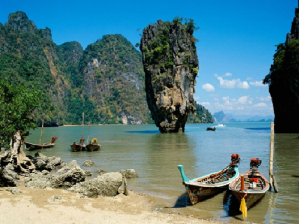 Beautiful Thailand islands