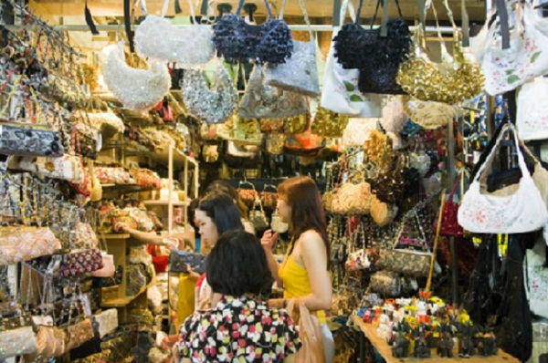 Paradise of shopping at Chatuchak weekend market