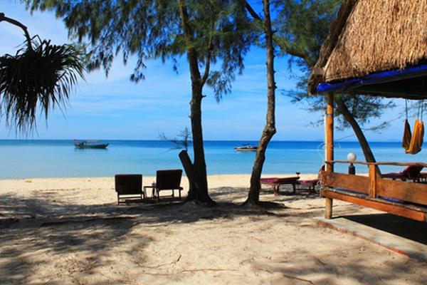 Enjoying your holiday on Otres Beach