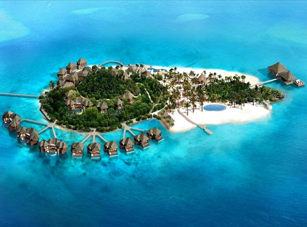 The paradise island- Koh Rong Island