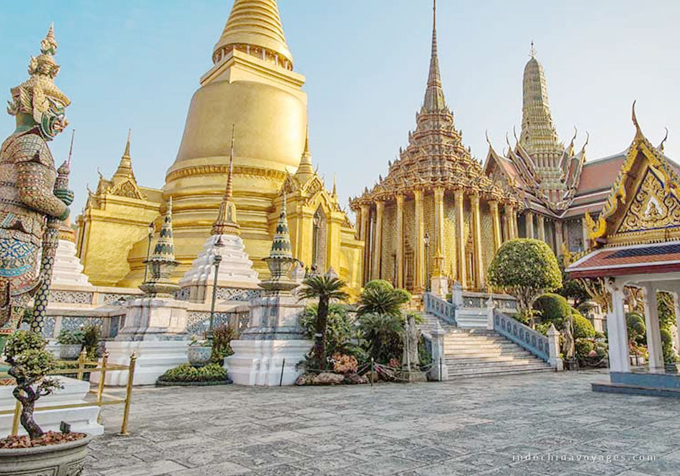 4 interesting suggestions for your trip in Bangkok