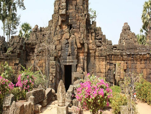 Beautiful Angkor Borei
