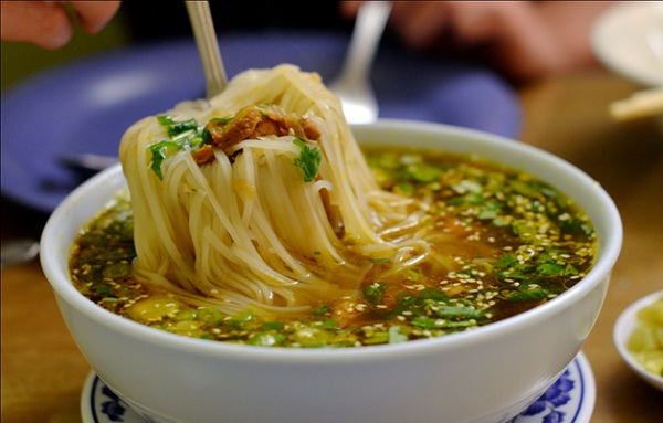 Shan- style noodle