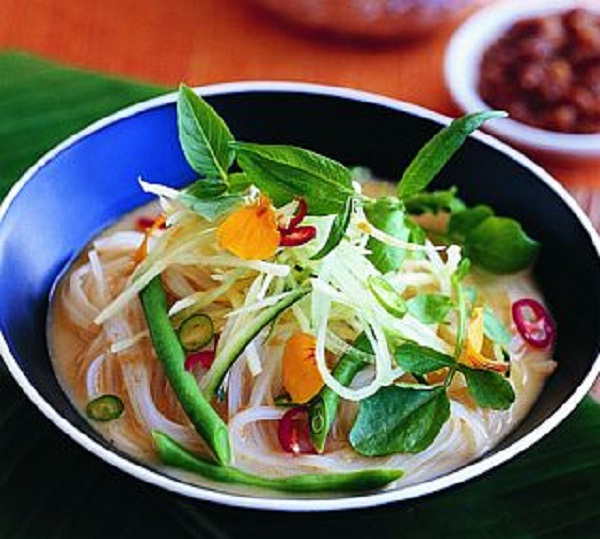 Traditional Khmer noodle
