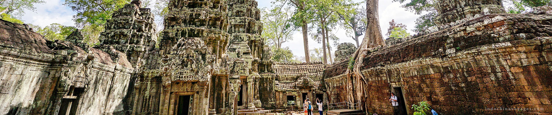 3 places to visit in Cambodia