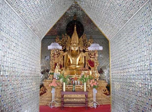 Sandamuni Buddha Image