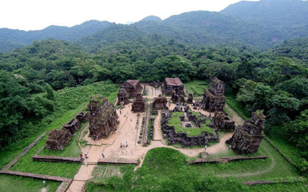 My Son sanctuary, a must-see destination in Danang