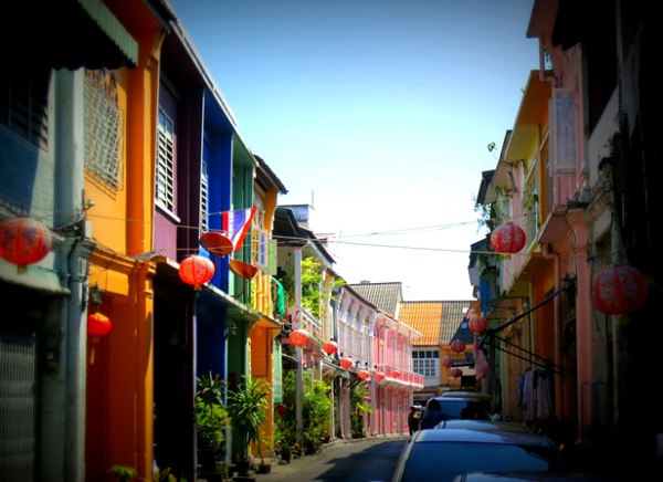 Old Phuket town, beautiful soul of Phuket