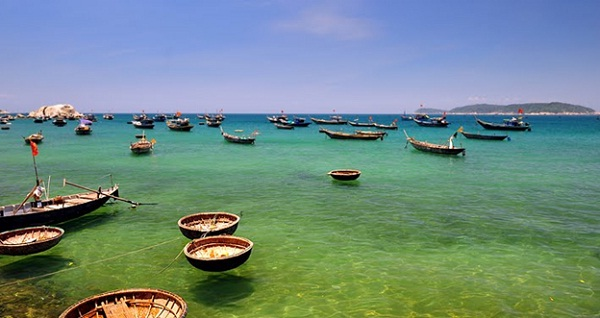 Cham Isles is one of the best place to go in Danang