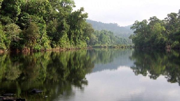 Stung Prot River