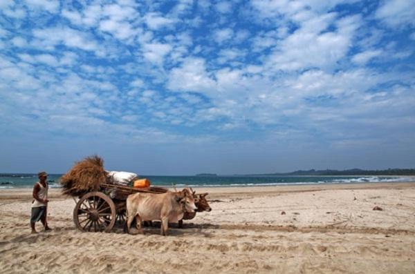 The Chuang Tha Beach