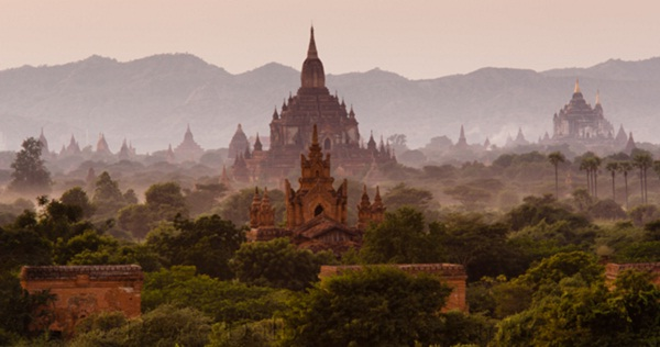Bagan city