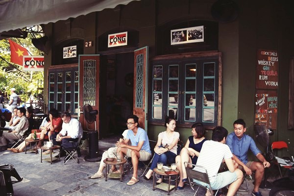 Best coffee shops in Hanoi, the capital of best coffee country