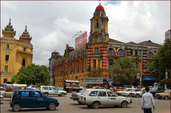 Best shopping in Yangon