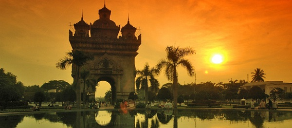 The best time to travel Vientiane