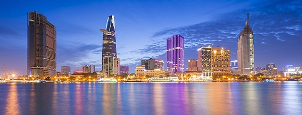 The best time to visit Ho Chi Minh City is between December and April