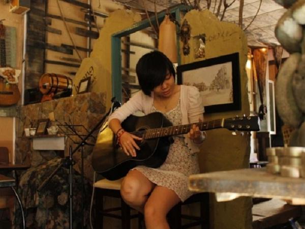 Hoang coffee shop