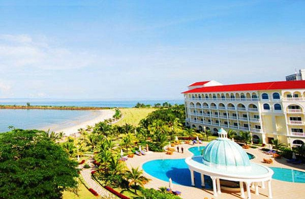 Koh Kong Resort, one of the supreme Cambodia beach resorts