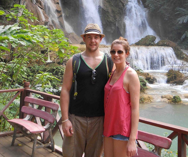 Honey moon tour in Laos