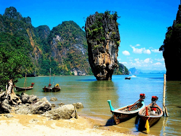 Retreat yourself with top 3 stunning islands in Thailand