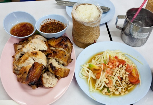 Thailand and Laos cuisine – same same but different
