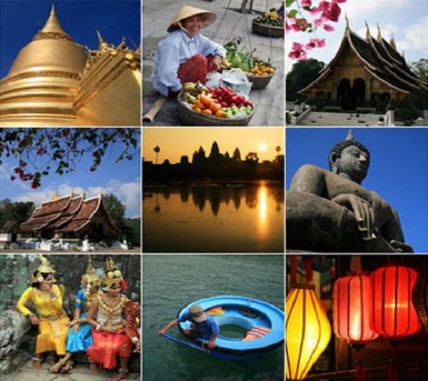 Thailand – Laos – Vietnam