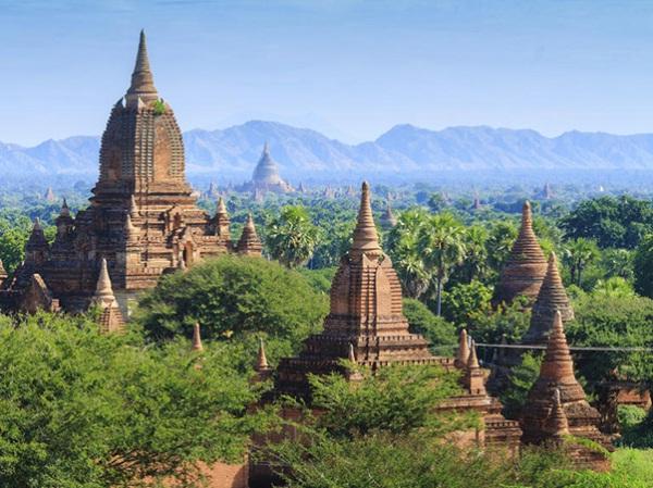 Myanmar-exotic getaway