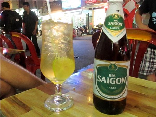 Bia Saigon