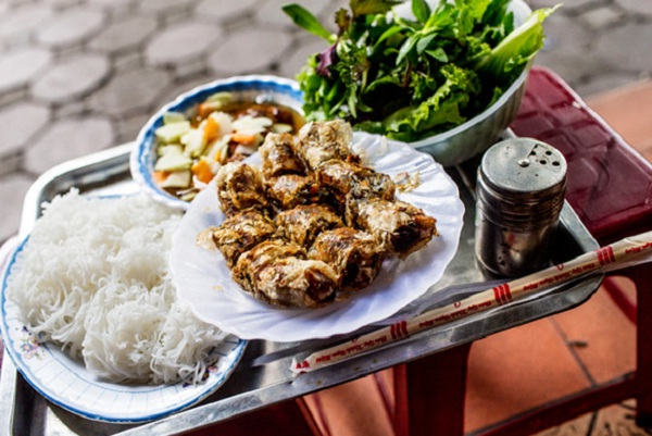 Food in Vietnam is relatively cheap