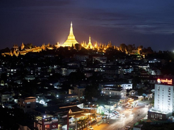Living in Yangon Myanmar