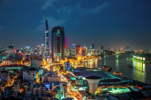 Ho Chi Minh City is the most dynamic one in Vietnam