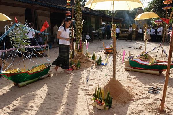Chaul Chnam Thmey in Cambodia