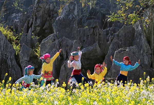 Springtime in Vietnam