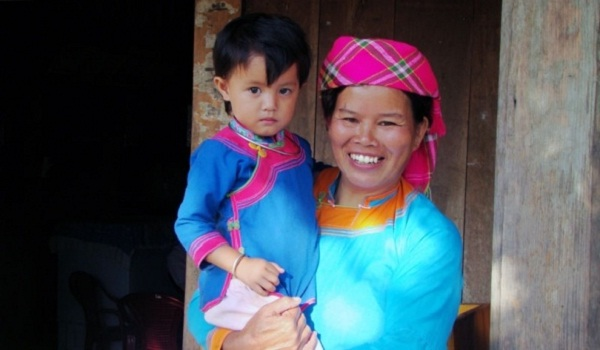 Local people in Sapa