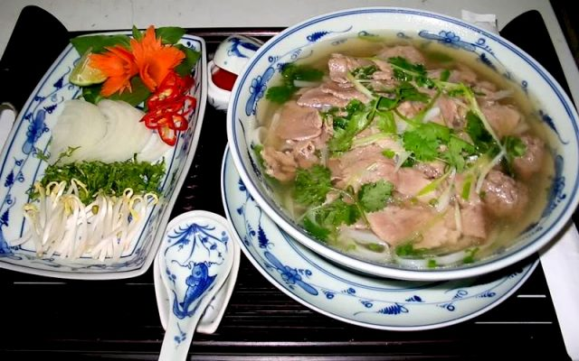 Best places to enjoy PHO in Hanoi Old Quarter