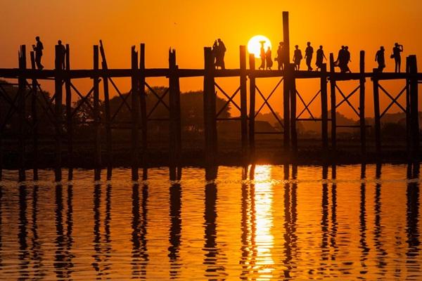 Sun in Myanmar