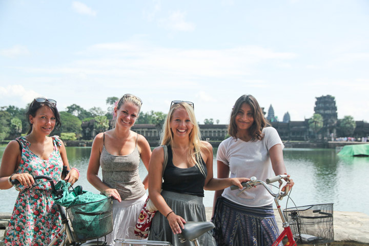 Clothes for women in Cambodia