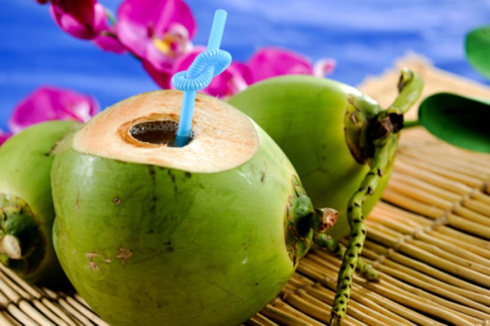 Coconut juice- Good drink for everyone