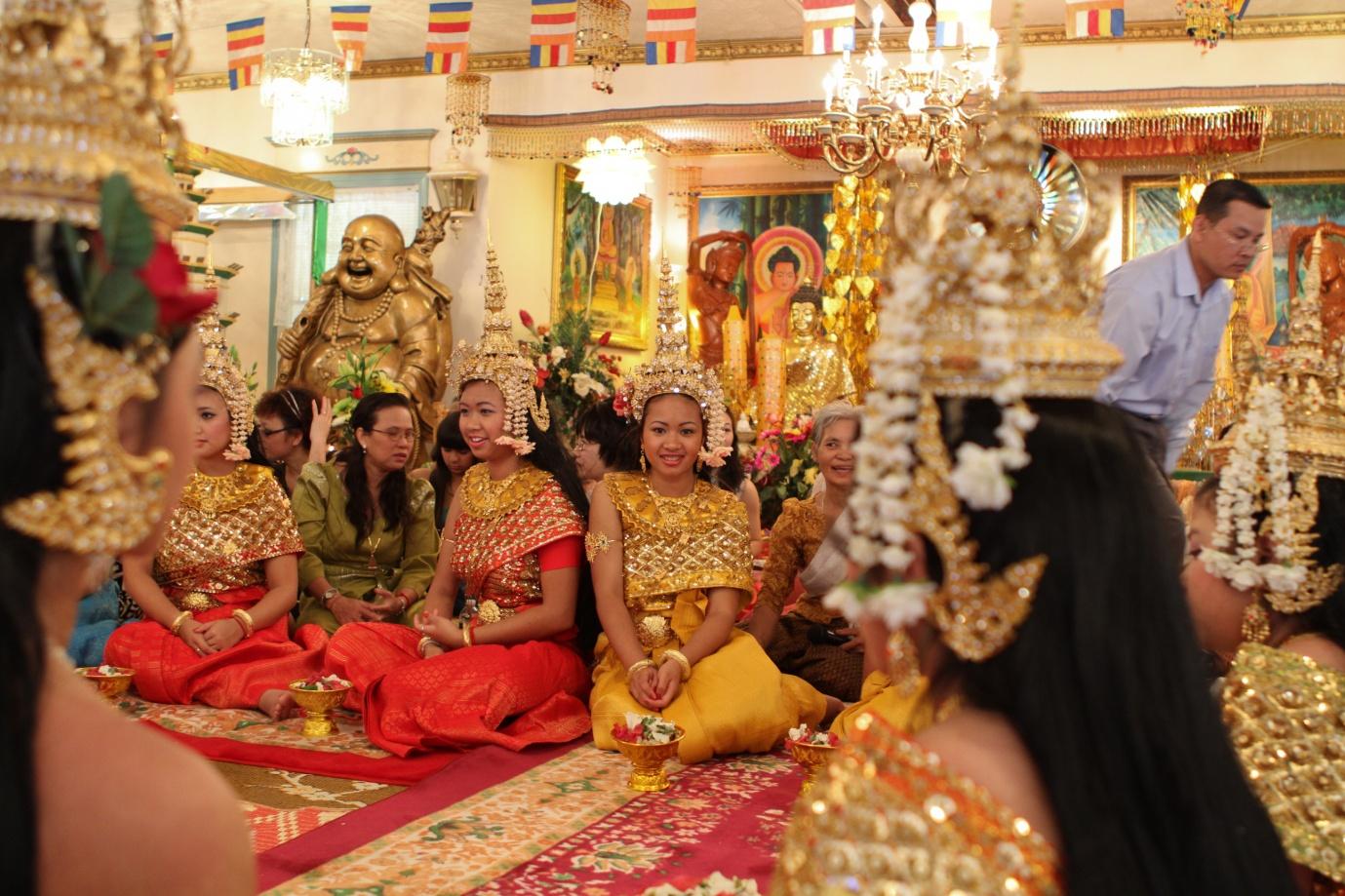 Khmer New Year Festival