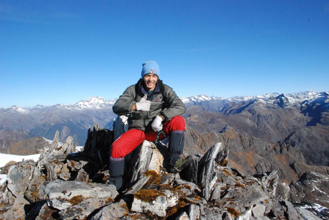 Mount Madoi Razi
