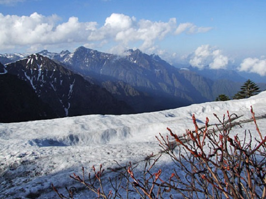 Mt Pahngran Razi