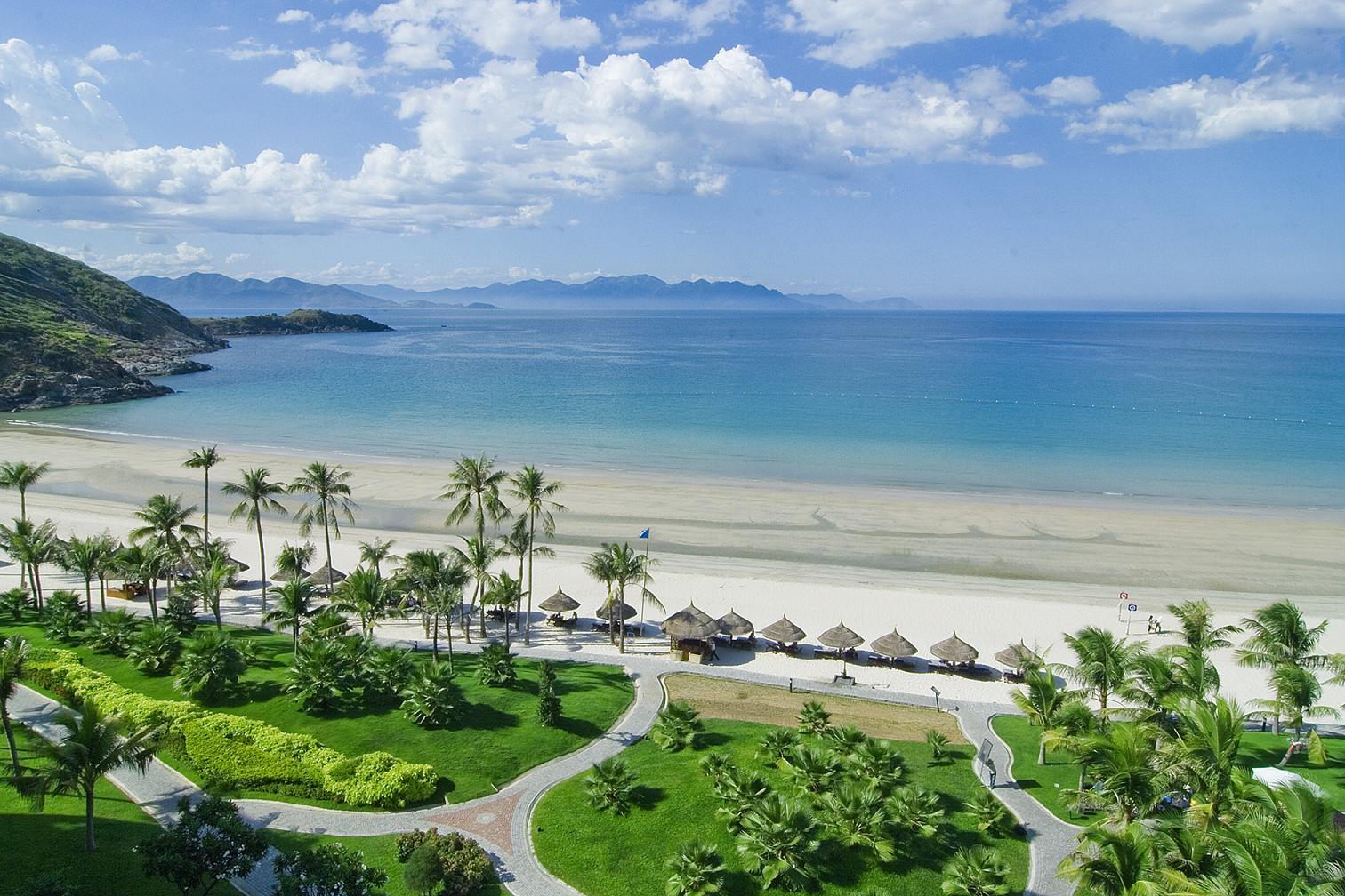 Nha Trang – a pretty beach city
