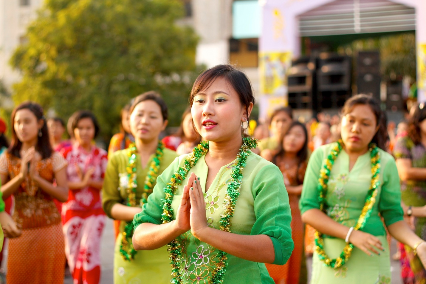 Get to know Myanmar through its traditional festivals
