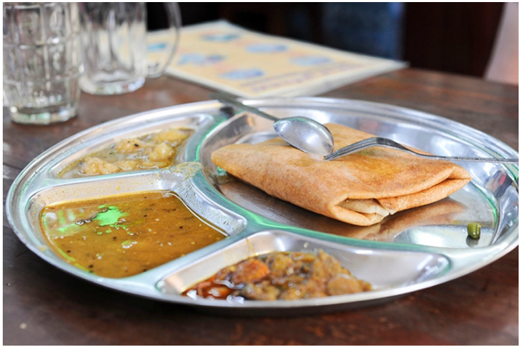 You shouldn't miss Dosas when you are in Yangon